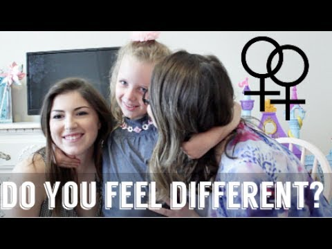 Child Answers Questions About Having Gay Mothers - Taylermade