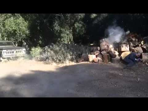 Filming Bosch season 2 episode 10