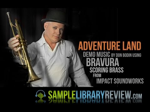 Adverture Land created using Bavura Scoring Brass from Impact Soundworks