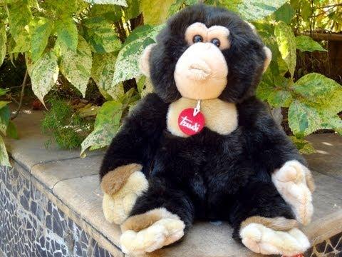 Trudi Toys | Monkey Evaristo Toy Review