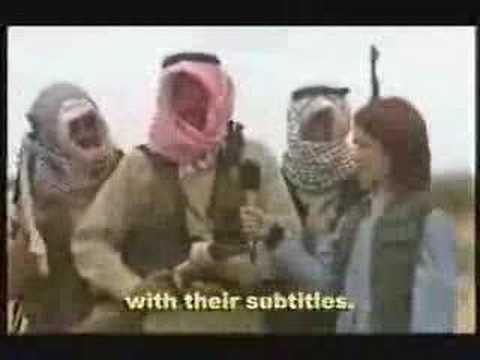 Teroristé a titulky