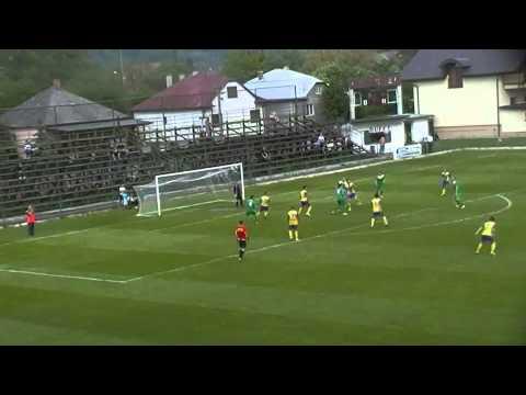 MFK Vranov - Slavoj Trebišov 1:1 (1:0) - 1.polčas