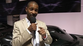 Mercedes-Benz TV: Tyron Ricketts visits the LA Auto Show 2013