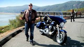 9. 2013 new Star   Yamaha V Star 1300 Deluxe US) walk around official video