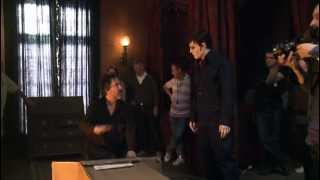 Dark Shadows Featurette - Johnny Depp & Tim Burton