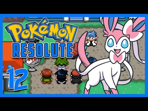 Let's Play Pokemon Resolute Part 12 - Gameplay Walkthrough