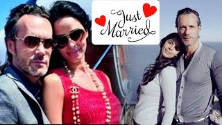 Mallika Sherawat Secretly MARRIED Her French Boyfriend Cyrille Auxenfans