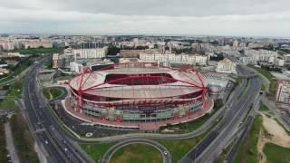 Video Estádio da Luz, Benfica - Vista Aérea Drone MP3, 3GP, MP4, WEBM, AVI, FLV April 2019