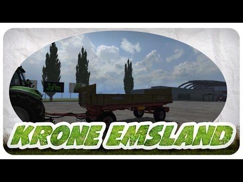 Krone Emsland Ballcarts v2.5