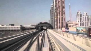 Jon Hopkins - Wire (Dubai Train video)