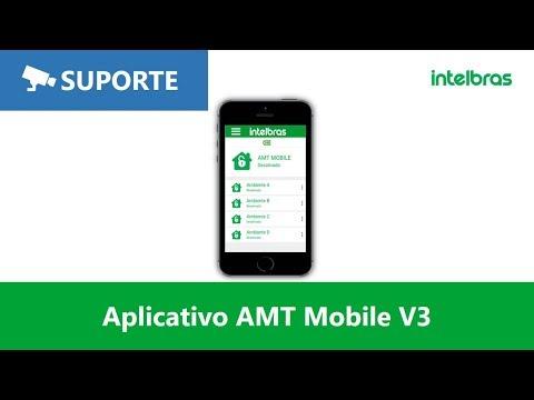 Configurar o AMT Mobile V3 para acessar centrais de alarme via nuvem (Cloud) - I6162
