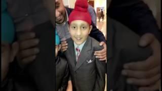 Chote Bache di Zidd Puri karni Pai Mankirt Aulakh Nu Toronto 🇨🇦 Ek viah ch