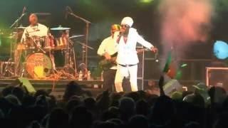 Anthony B Live Reggae On The River Aug 2016