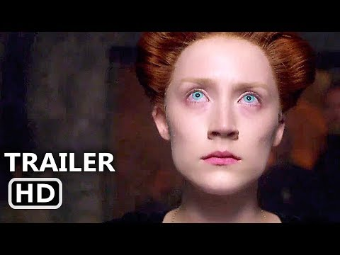 MARY QUEEN OF SCOTS Trailer (2018) Saoirse Ronan, History