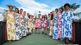 Hibiscus Fiji Queens Visit Buretu - Fiji One News Bulletin 15/07/2014