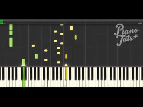 видео игры на фортепиано - Nothing lasts forever