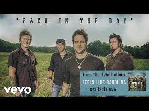 PARMALEE – Back In the Day (Audio)