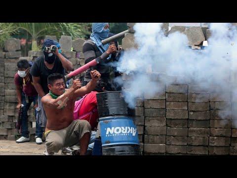 Nicaragua: Mehrere Todesopfer bei gewalttätigen Ausschr ...