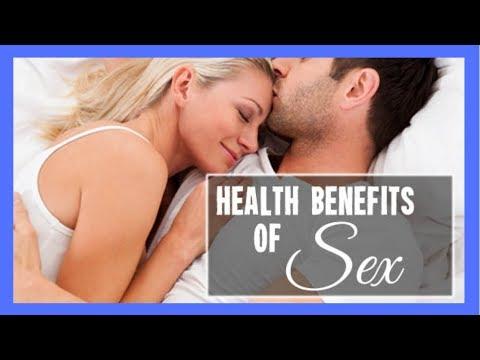 Top 10 Health Benefits of Sex ✔