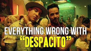 """Video Everything Wrong With Luis Fonsi - """"Despacito (ft. Daddy Yankee)"""" MP3, 3GP, MP4, WEBM, AVI, FLV Juni 2018"""