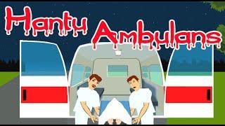 Download Video Hantu ambulans - kartun horor - kartun lucu MP3 3GP MP4