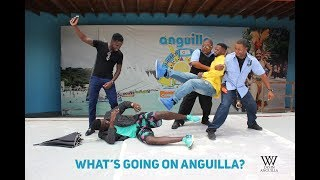 What's going on Anguilla? These Anguillian comedians come together to create the skit that the entire island has been waititing...