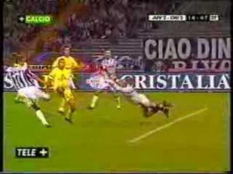 El numero1.  Cristiano Lupatelli