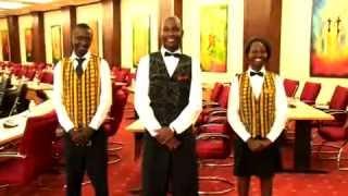 Kampala Serena Hotel, Uganda.