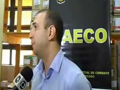 Vídeo 2 - Operação Dose Dupla em Miraguai - Por Trespassos News