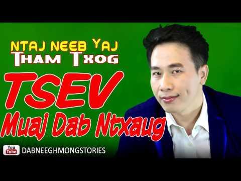Dab neeg  Xwm txheej  Dab Ntxaug Nyob Hauv Vam Neeb Tsev  3/15/2017 (видео)