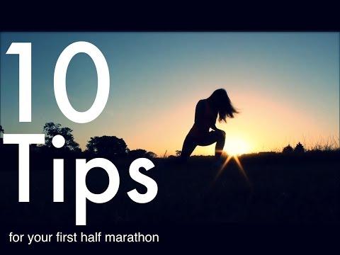10 Tips for First Half Marathon