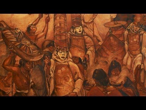 Ecuadorianischen Festival ' von Camillo Egas | The New School Art Collection