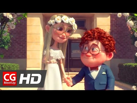 "CGI Animated SpotCGI Animated Spot ""Geoff Short Film"" By Assembly 