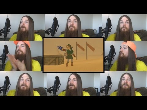 Gerudo Valley - An original vocal arrangement of the Gerudo Valley theme from Zelda OOT ○Become my Patron: http://www.patreon.com/SmoothMcGroove ○Download my albums in high-...