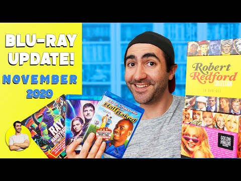 BLACK FRIDAY BLU-RAY HAUL & EXCITING NEW RELEASES   Dave Lee Blu-ray & DVD Update November 2020