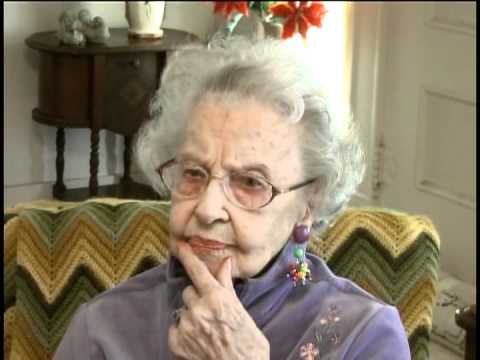 Fern Groh's Interview at 103 years Old !