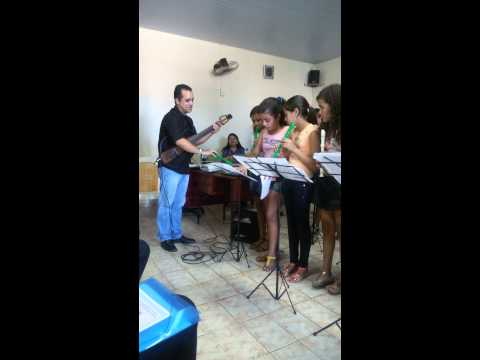 Grupo de Flautas Lagoa do Barro-PI