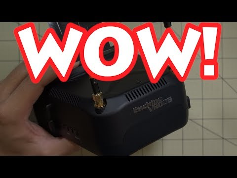 Eachine VR006 FPV Goggles Review Cheapest & Best