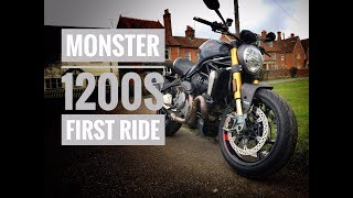 7. 2018 Ducati Monster 1200S Review