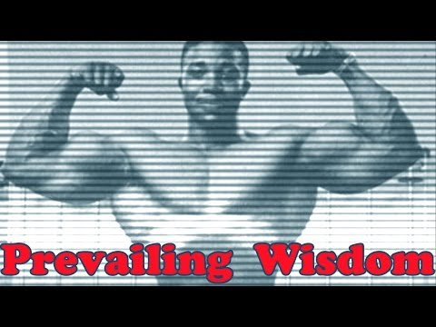 Prevailing Wisdom – Bodybuilding Tips To Get Big