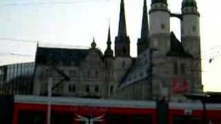 Halle an der Saale Germany  city photo : Halle (Saale) - Deutschland / Alemanha / Germany