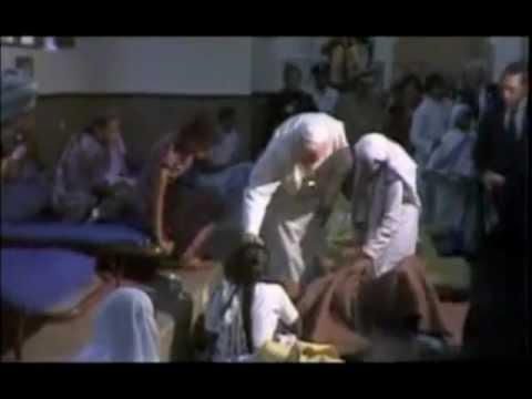 video collage sulla vita di madre teresa di calcutta - 3a e ultima parte