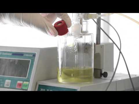 Scharlau Aquagent® Coulometric Karl Fischer Titration Using Cells without Diaphragm