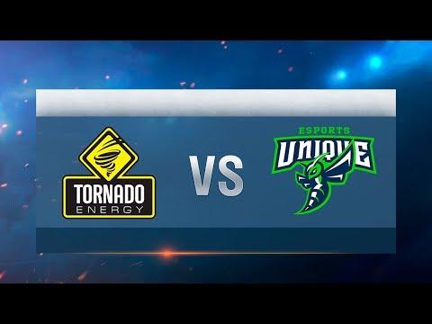Tornado vs Unique. Золотая Серия. Lan-финал (полуфинал)