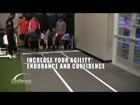 Parisi Speed School &#8212; 2013 Athletic Development Camp