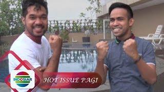 Download Lagu Persaingan Ketat Saat Fitness antara Fildan dan Atanazio Sarmento - Hot Issue Pagi Mp3