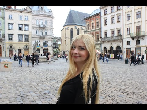 Vlog. Lviv - cultural capital of Ukraine