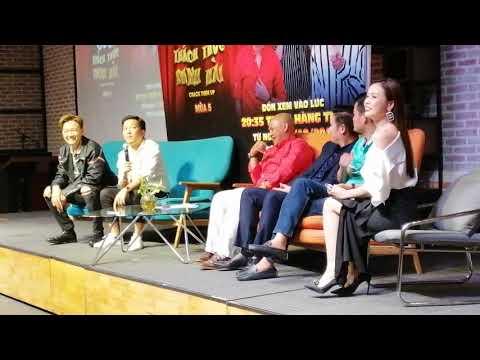 0 Trường Giang, Trấn Thành, Ngô Kiến Huy tiếp tục náo loạn Thách Thức Danh Hài mùa 5