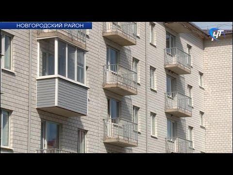 Надзорные органы проинспектировали дом в Панковке, построенный проекту пострадавшего от пожара