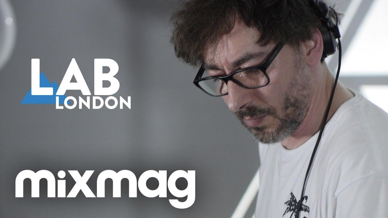 Move D - Live @ Mixmag Lab LDN 2017